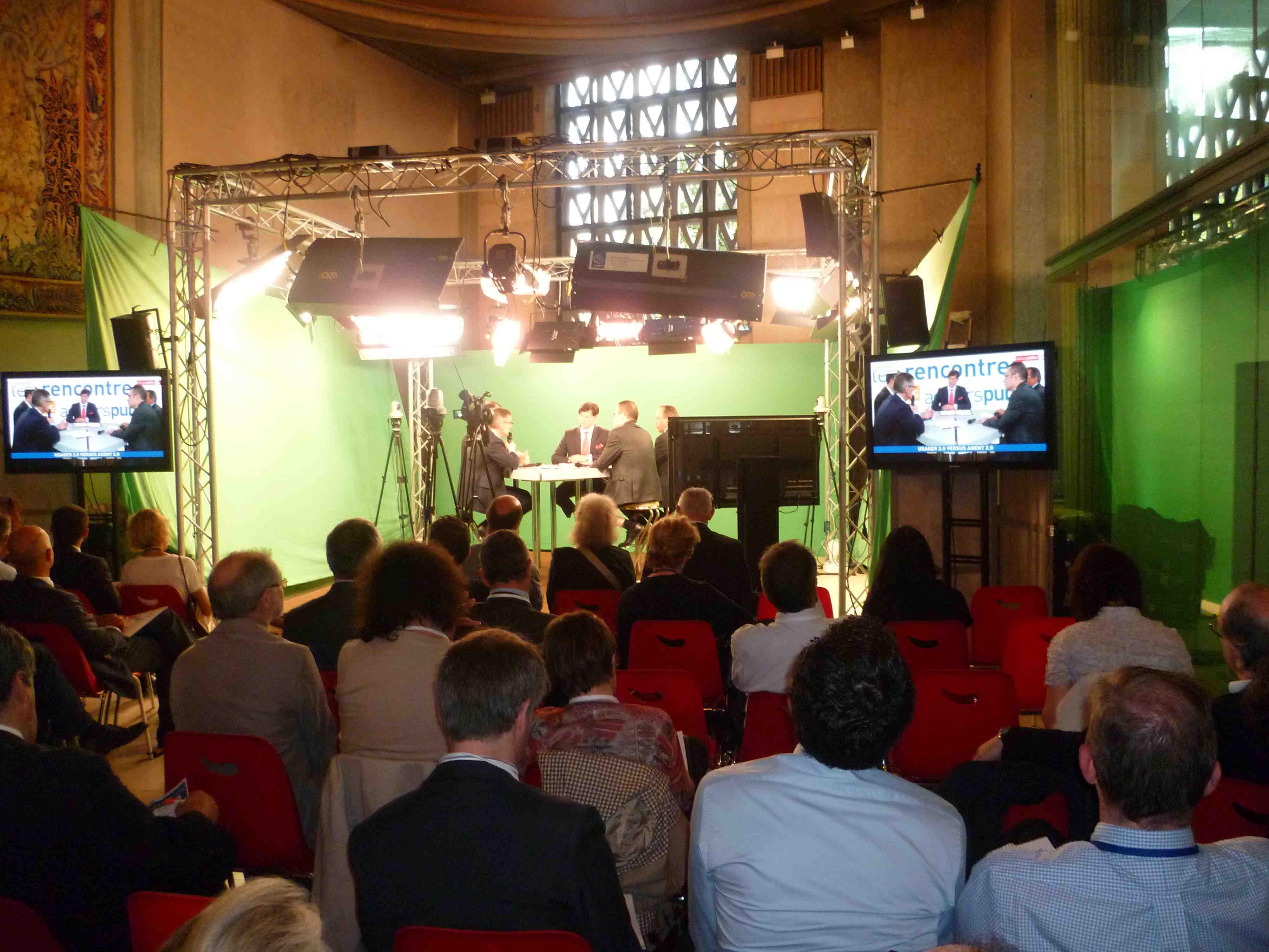 Rencontres acteurs publics 2016